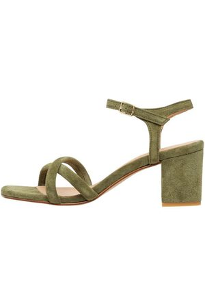 Bianco Biabeonna Cross Sandals Kvinna