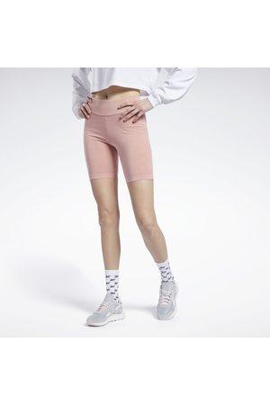 Reebok Kvinna Träningsshorts - Classics Natural Dye Legging Shorts