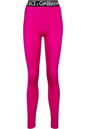 Dolce & Gabbana Logo leggings
