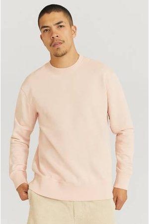 J Lindeberg Sweatshirt Hurl Garment Dye Sweatshirt Rosa