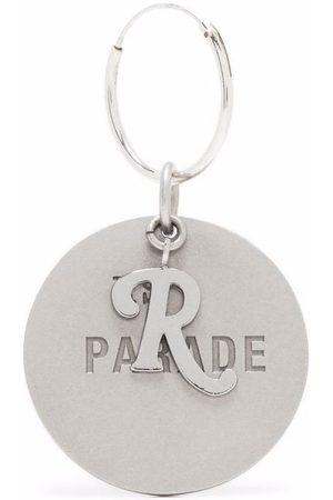 RAF SIMONS Parade circular charm single earring