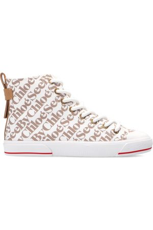 See by Chloé Kvinna Sneakers - Aryana lace-up sneakers