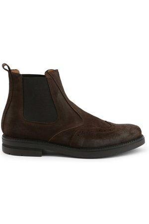 Duca di Morrone Boots 101_Pluto_Camoscio