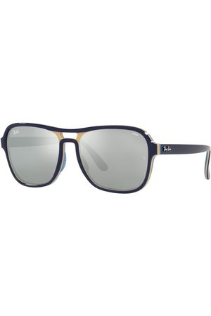 Ray-Ban Rb4356 State Side Mirror Evolve