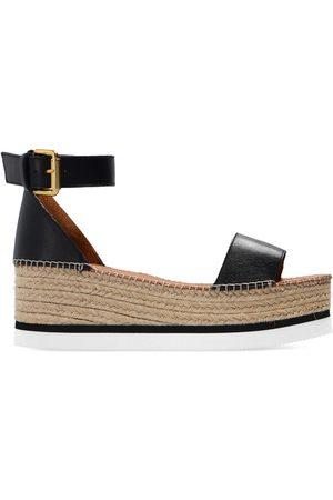 See by Chloé Glyn platform sandals