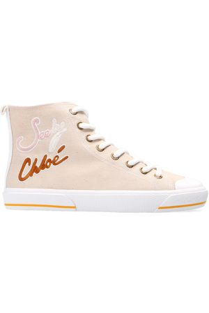 See by Chloé Aryana lace-up sneakers