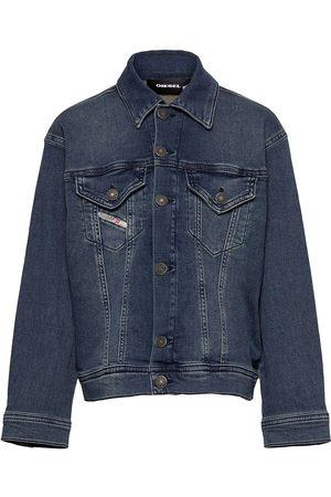 Diesel Jwano Jjj Jacket Outerwear Jackets & Coats Denim & Corduroy Blå