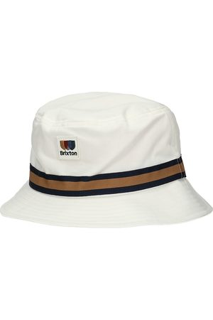 Brixton Alton Packable Bucket Hat off white/washed navy