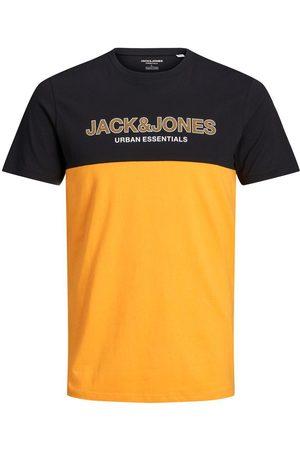 JACK & JONES Ekologisk Bomullsblandning - T-shirt Man