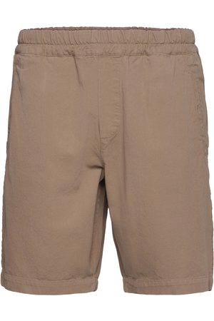 Folk Man Shorts - Assembly Short Shorts Casual Beige