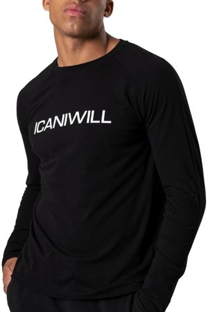 ICANIWILL Men's Essential Longsleeve