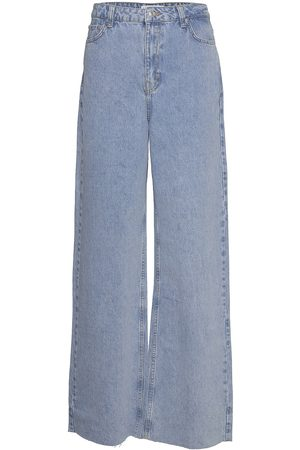 Mango Paris Vida Jeans Blå