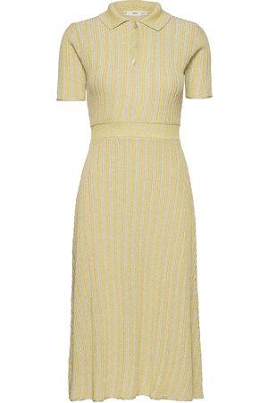 Mango Josephin Dresses Shirt Dresses Beige