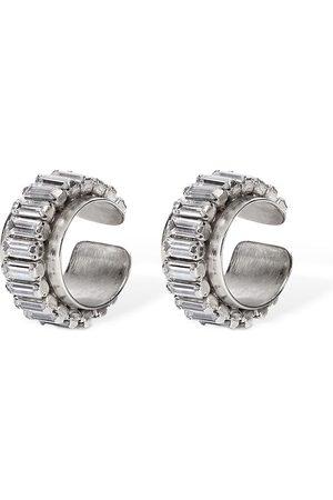 Yun Yun Sun Set Of 2 Cerus Crystal Ear Cuffs