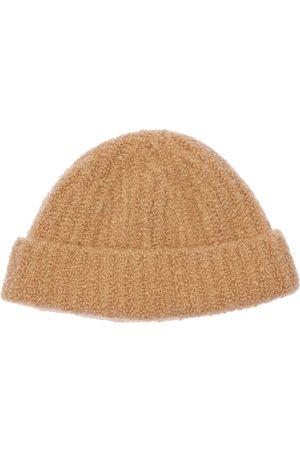GABRIELA HEARST Kvinna Hattar - Lutz Cashmere & Silk Knit Beanie Hat