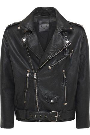 HTC Melrose Biker Leather Jacket