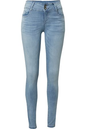Cars Kvinna Skinny - Jeans