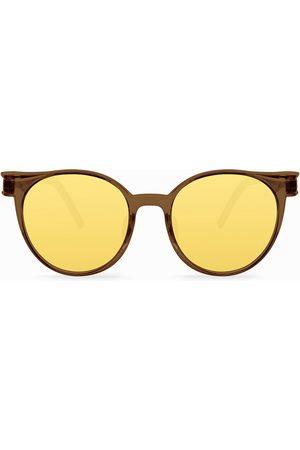 Cosee C-001 TIMES Copper Mirror Shield Polarized Solglasögon