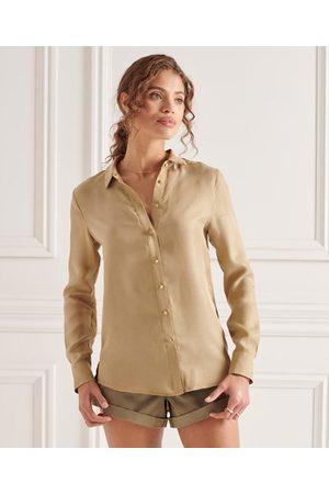 Superdry Studios långärmad skjorta