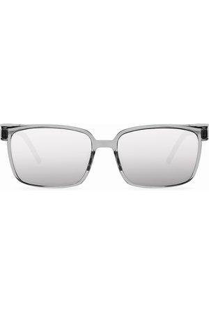 Cosee C-002 SENSES Silver Mirror Shield Polarized Solglasögon