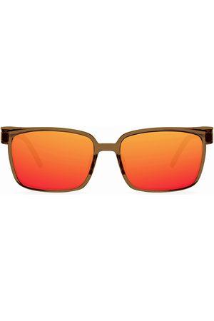 Cosee Man Solglasögon - C-002 SENSES Orange Mirror Shield Polarized Solglasögon
