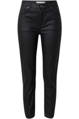 nu-in Jeans 'High Rise Coated Skinny Jeans