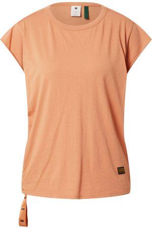 G-Star Kvinna T-shirts - T-shirt