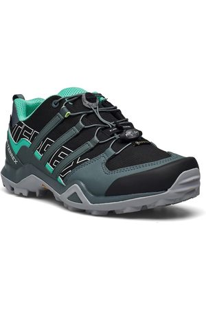 adidas Terrex Swift R2 Gore-Tex Hiking W Shoes Sport Shoes Outdoor/hiking Shoes Svart