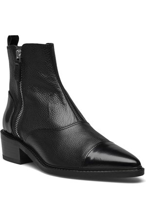 Billi Bi Booties A1400 Shoes Boots Ankle Boots Ankle Boot - Flat