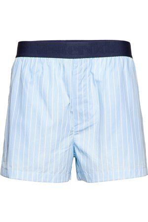 Resteröds Pyjamas Shorts Org. Mjukisbyxor Vit