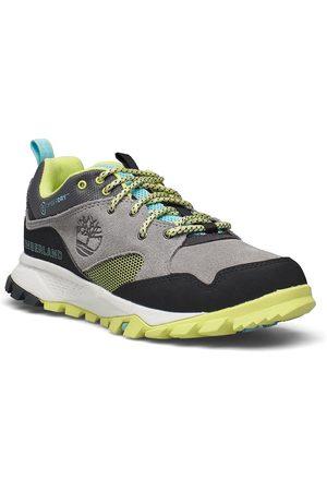 Timberland Garrison Trail Low Wp Låga Sneakers Blå