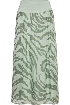 Coster Copenhagen Long Skirt With Jersey Waistband Lång Kjol