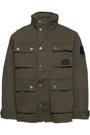 Diesel Jtoucha Jacket Outerwear Jackets & Coats Denim & Corduroy