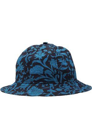 New Era Floral Explorer Navy Bucket Hat