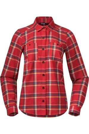 bergans Kvinna Långärmade skjortor - Tovdal Women's Shirt
