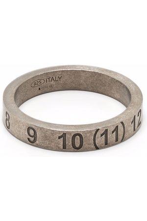 Maison Margiela Ring med nummermotiv