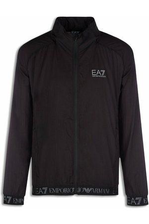 EA7 Net Logo Bomber Jacket