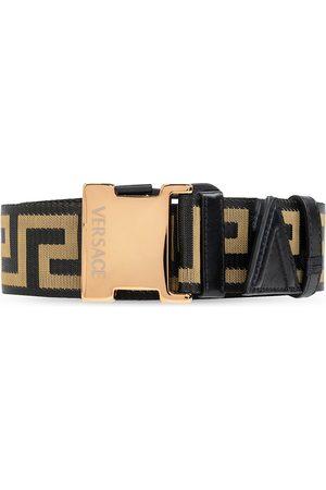 VERSACE Belt with Greek pattern
