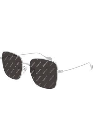 Balenciaga BB0087SK Asian Fit Solglasögon