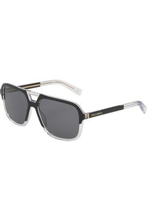Dolce & Gabbana Man Solglasögon - DG4354F Asian Fit Polarized Solglasögon