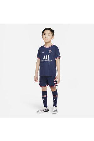 Nike Träningsoveraller och set - Fotbollsställ Paris Saint-Germain 2021/22 (hemmaställ) för barn