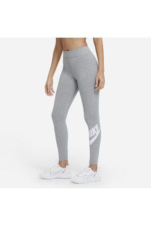 Nike Leggings med hög midja Sportswear Essential för kvinnor