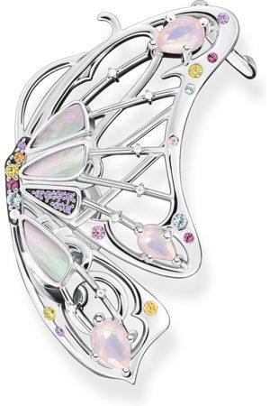Thomas Sabo Kvinna Örhängen - Örhänge individuellt fjäril silver