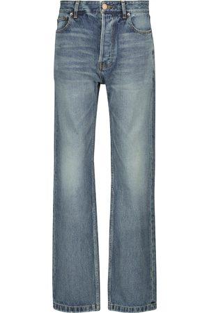 Balenciaga Mid-rise straight jeans