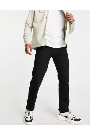 Topman – Svarta raka jeans- /a