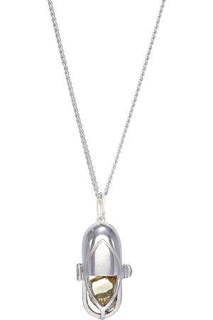 CAPSULE ELEVEN Man Halsband - Capsule crystal pendant necklace