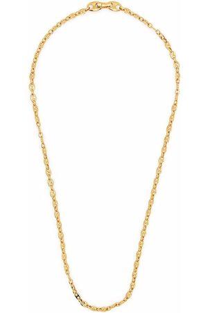 TOM WOOD Guldpläterat halsband i sterlingsilver