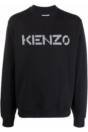 Kenzo Sweatshirt med logotyp