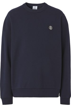 Burberry Sweatshirt med monogram