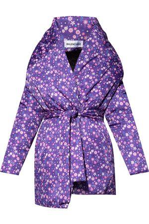 Balenciaga Jacket with floral print